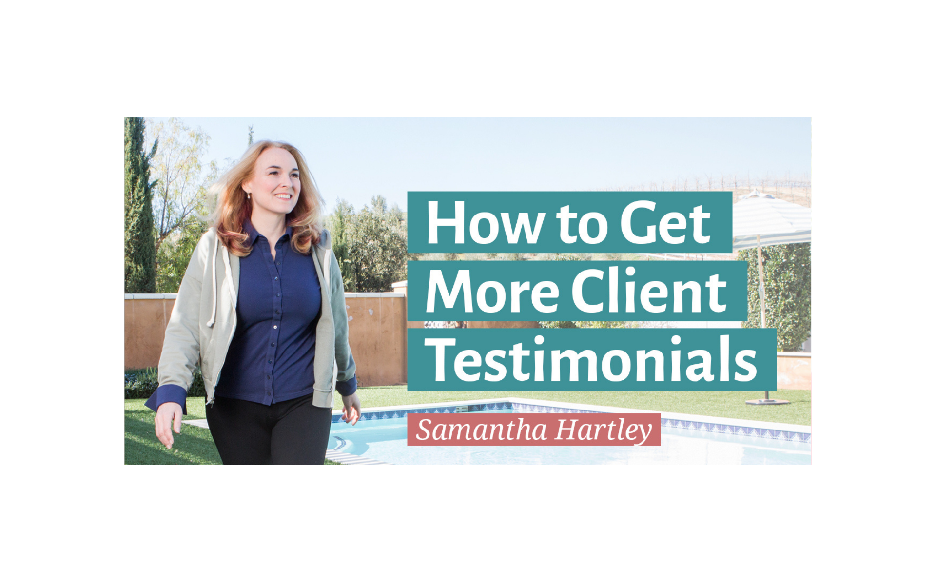 How to Get More Client Testimonials