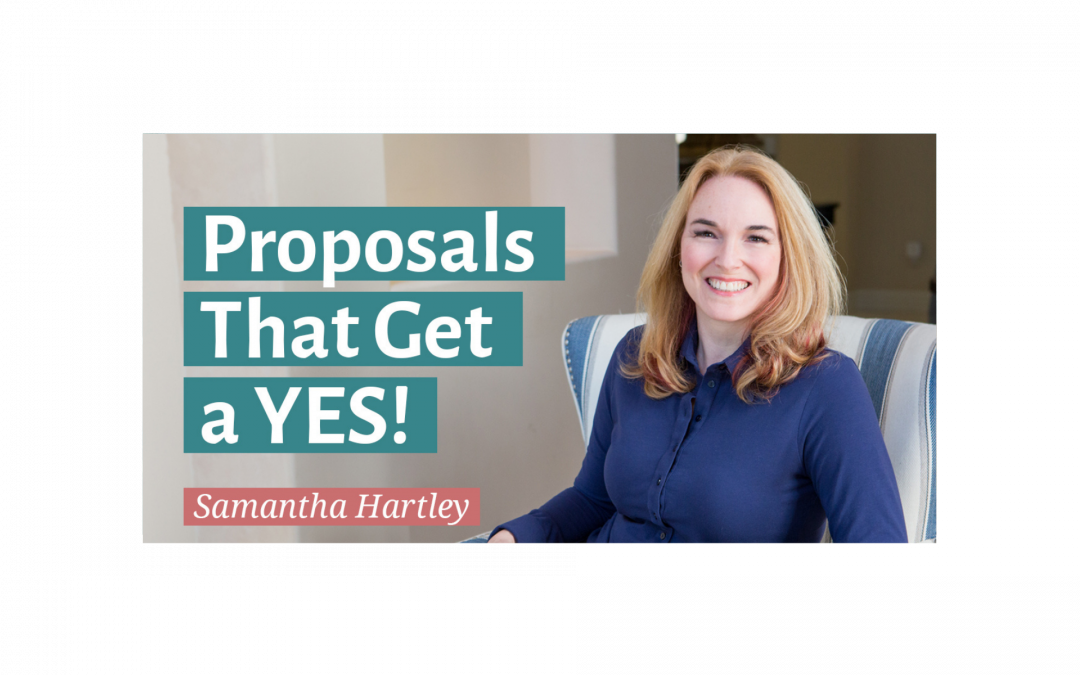 Business Proposals That Get a YES!