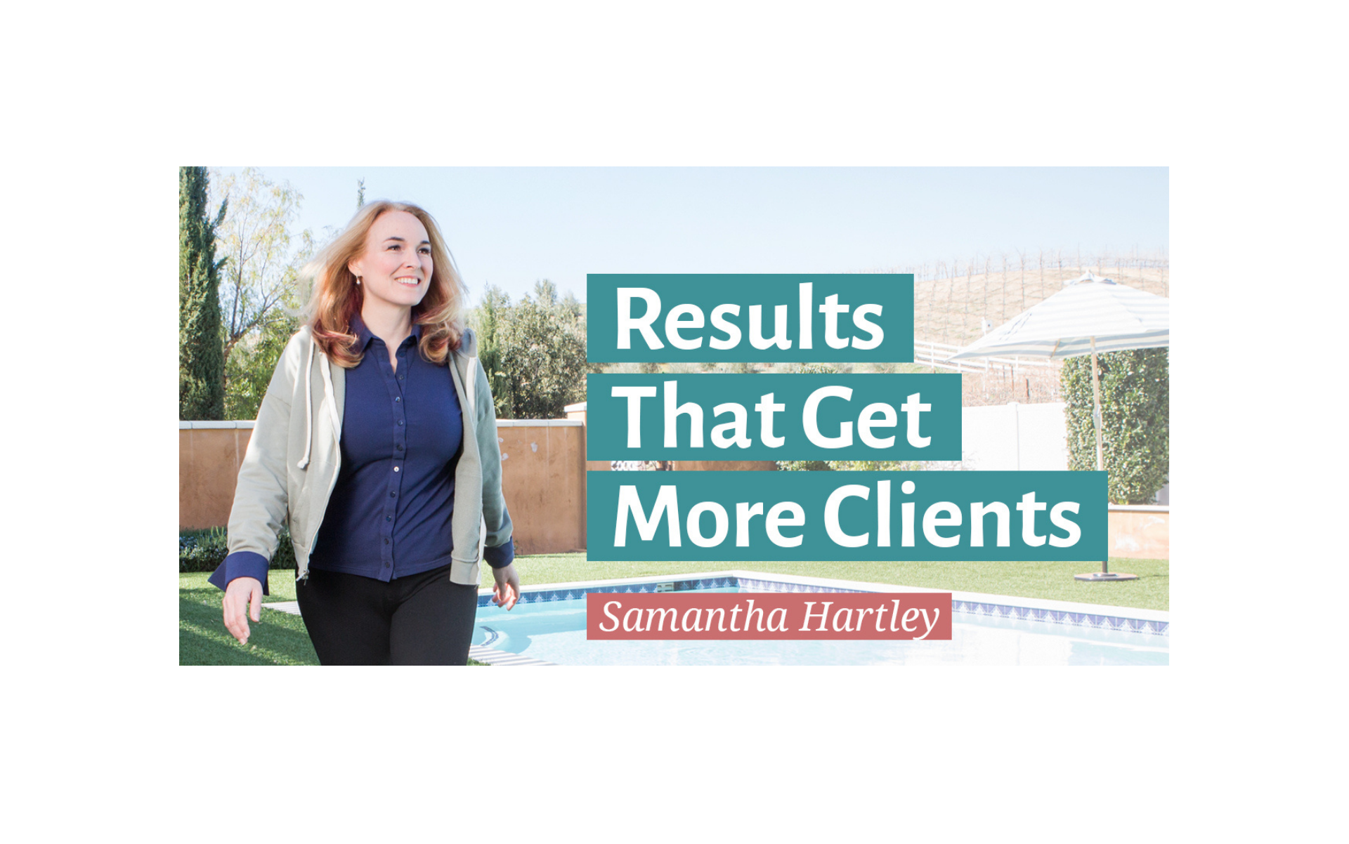 Results That Get More Clients