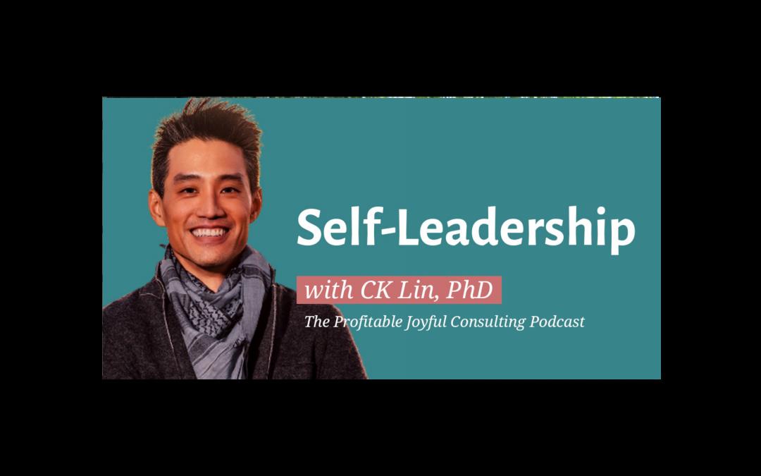 Self-Leadership with CK Lin