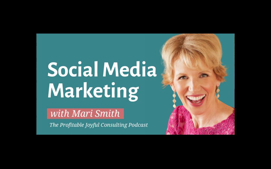 Social Media Marketing with Mari Smith