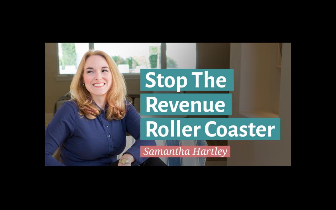 Stop The Revenue Roller Coaster
