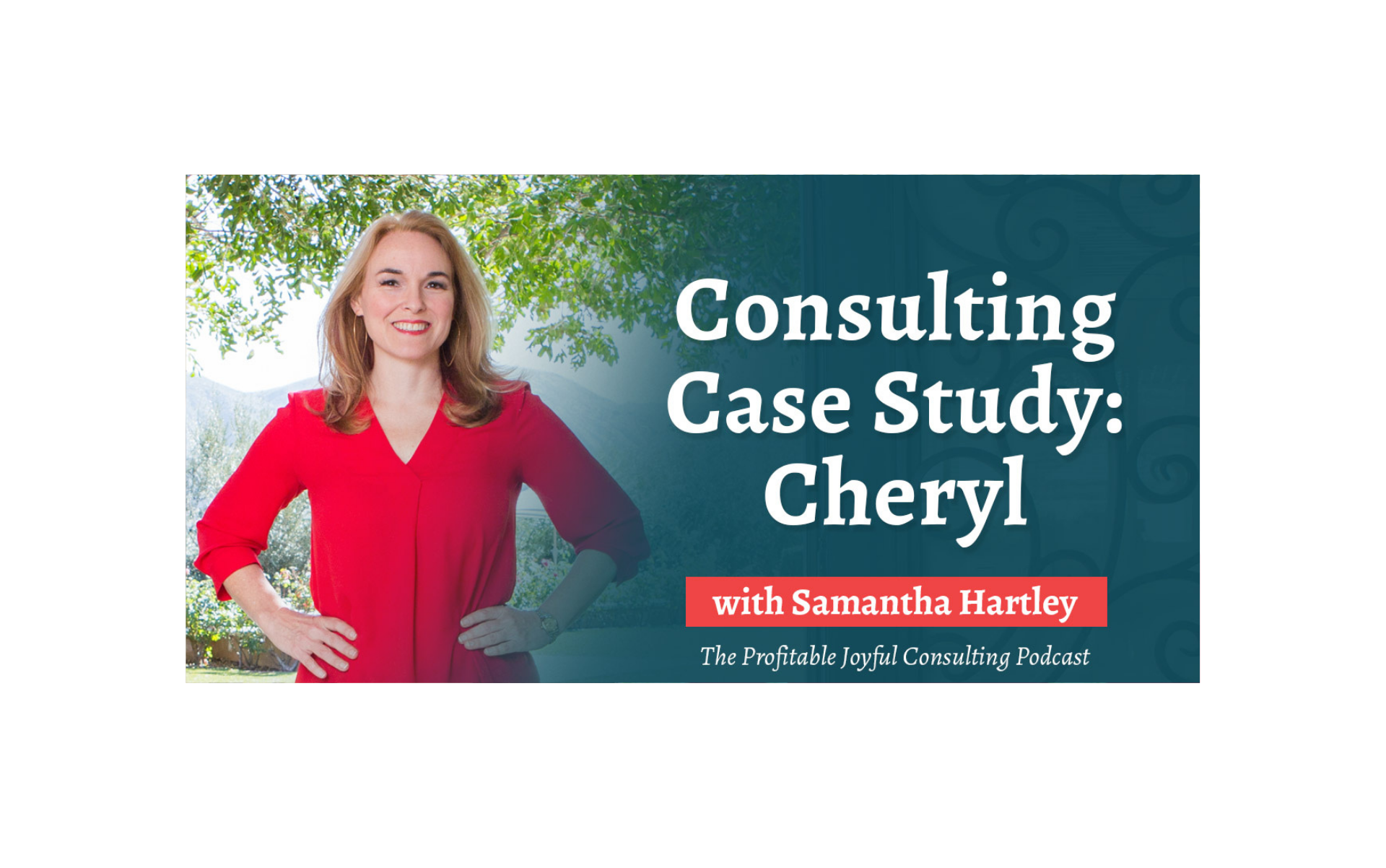 Consulting Case Study: Cheryl